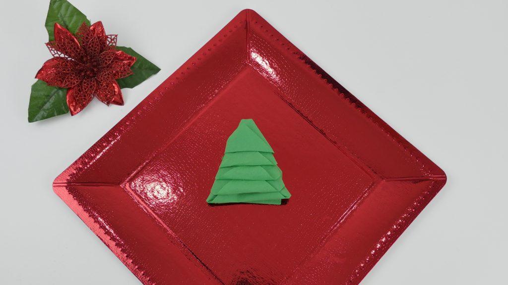 Come Piegare I Tovaglioli Per Natale Crazy Cake